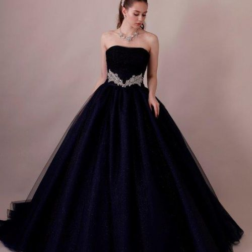 大人気!stylish navy  dress